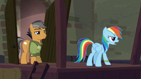 "Rainbow ""just saw him and his henchponies"" S6E13"