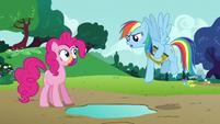 Rainbow Dash --this prank is happening-- S6E15