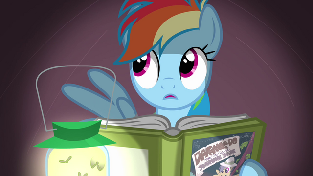Файл:Rainbow Dash under the covers S02E16.png