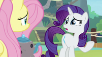 Rarity -that's just it, darling- S8E4