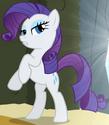 Rarity Earth pony ID S2E01