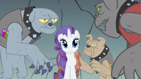 Rarity hears order S1E19