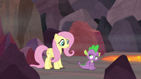"Spike ""Smolder's brother is Garble"" S9E9"