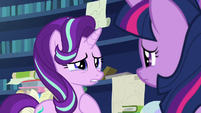 "Starlight ""when you decided to be my friend"" S7E26"