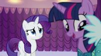 """Twilight """"everypony seemed to love the Princess Dress!"""" S5E14"""