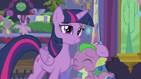 "Twilight ""we've always opened them the night before"" S5E20"