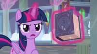 Twilight Sparkle -no cannons in class- S8E1
