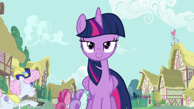 File:Twilight Sparkle walks through Ponyville S7E14.png
