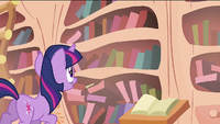 Twilight searching for the book S2E02