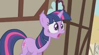 Twilight utterly speechless S1E10