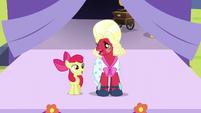 Apple Bloom and Orchard Blossom singing Sisterhood S5E17