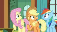 "Applejack ""Dr. Fauna's always fixin' Winona up"" S7E5"