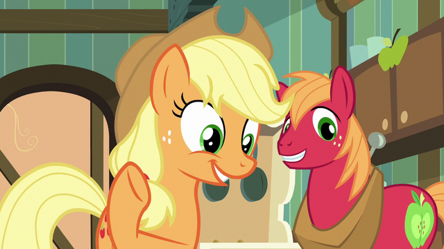 "File:Applejack ""it's the family historian!"" S7E13.png"