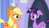 "Applejack ""our lives wouldn't be the same"" S9E25"