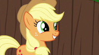 Applejack --the best cart you ever did see-- S6E14