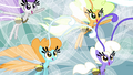 Breezies cheer for Fluttershy S4E16.png