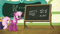 Cheerilee about to begin her lesson S6E15