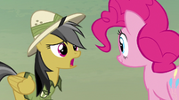 Daring Do -what if I cause more trouble-- S7E18