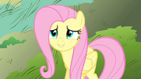 Fluttershy -don't you look so content- S4E23