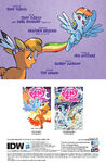 Friends Forever issue 31 credits page