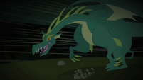 Green dragon S1E24