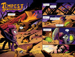 MLP The Movie Prequel issue 4 page 2-3