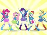 Equestria Girls (Canção da Lanchonete)