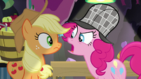 "Pinkie Pie ""have you reeeaaally?"" S7E23"