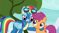 Rainbow Dash --I just need a small favor-- S6E7