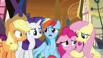 Rainbow Dash -this is bad!- S9E2