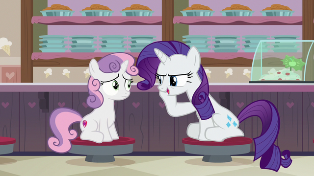 """File:Rarity """"I convinced the original owner"""" S7E6.png"""