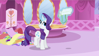 Rarity catch sight S2E23