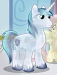 Shining Armor Crystal Pony ID S3E02