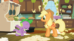 "Spike ""my honor and my duty"" S03E09"