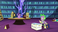 Spike -but you're reading- S5E16