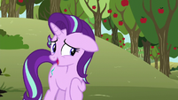 Starlight --my first instinct shouldn't be-- S6E6
