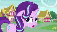Starlight Glimmer --it was kind of a disaster-- S6E25
