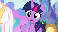 "Twilight Sparkle ""I promise you"" S8E2"