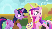 Twilight Sparkle -I get to see the Northern Stars- S7E22