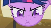 Twilight crazy angry face S2E3