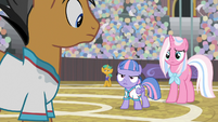 """Wind """"it's not fun playing this game with you!"""" S9E6"""