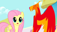 201px-Philomena apologizes to Fluttershy S01E22