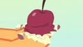 A mushy apple in Applejack's hooves S4E7.png