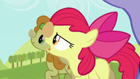 Apple Bloom -I'm goin' as fast as I can!- S5E17