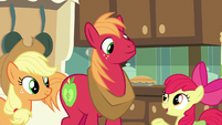 Apple Bloom -siblin' trip first thing tomorrow-- S7E13