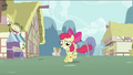 Apple Bloom tap dancing 2 S2E06.png