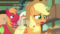 "Applejack ""I'm not really sure"" S7E13"