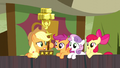 "Applejack ""since when are y'all so into rodeo clowns?"" S5E6.png"