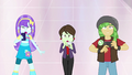 Aqua Blossom, Sophisticata, and Sandalwood looking scared EGS3.png