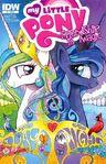 Comic issue 5 cover RI
